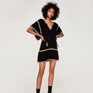 NWT. Zara Knitwear Collectiom Dress